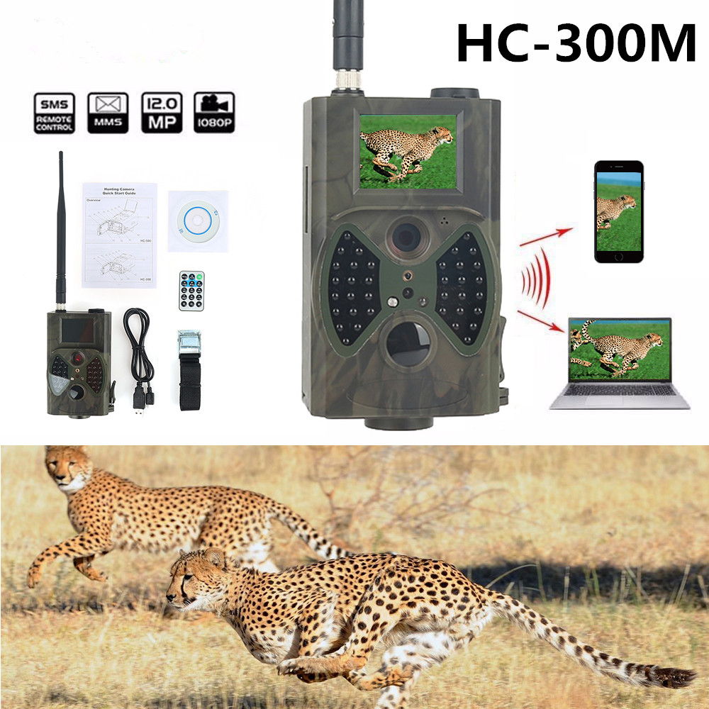Skatolly Hc300m Hunting Camera MMS 12MP 1080P Photo Traps Night Vision Wildlife Camera Trap Infrared Trail Chasse Recorder VideoSkatolly Hc300m Hunting Camera MMS 12MP 1080P Photo Traps Night Vision Wildlife Camera Trap Infrared Trail Chasse Recorder Video