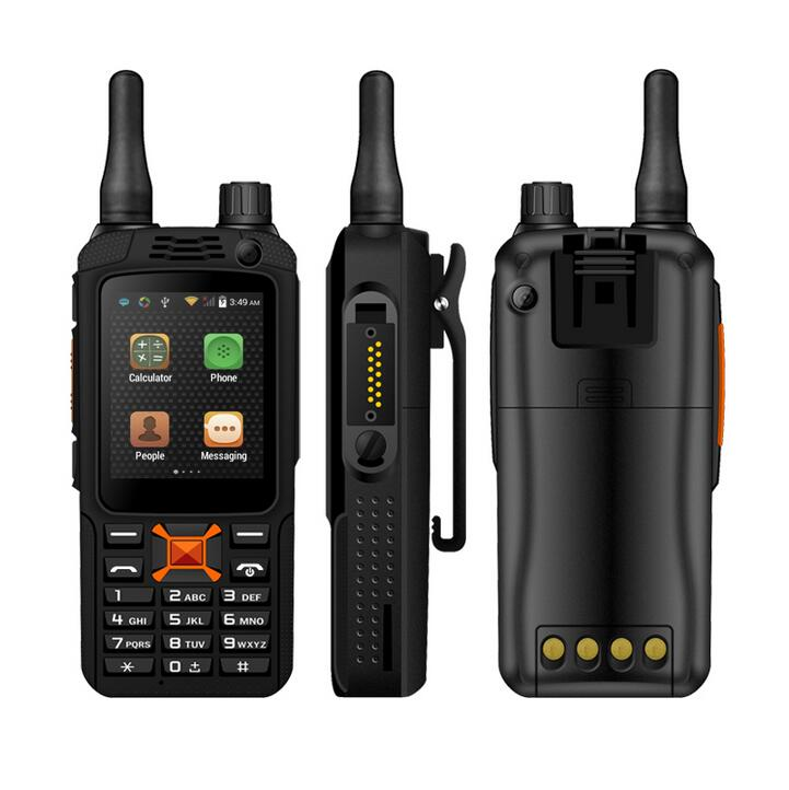 F22 Waterproof Smartphone 3G WCDMA IP68 Walkie Talkie GPS WIFI Dual SIM 5MP Zello Walkie Talk