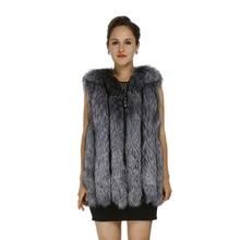 fur vest2015 new Fashionfox stfur vere al furnatural furgenuine fur vest warm dressreal fur vest womengenuine fur vest