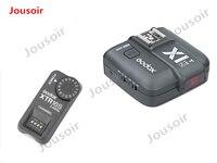 Godox XTR 16S Drahtlose 2 4g Power Control Flash Empfänger + X1T N Wireless Transmitter für N V850 V860C V860N Flash CD50-in Fotostudio-Zubehör aus Verbraucherelektronik bei