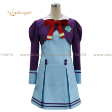Kisstyle Fashion Yes! PreCure 5/Yes! Pretty Cure 5 School Student Uniform COS Clothing Cosplay Costume,Customized Accepted(China)