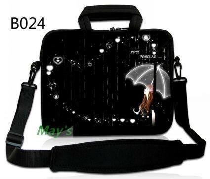Starry sky Girl Laptop Shoulder Bag Case For 13 13.3 Macbook Pro,Air HP Folio