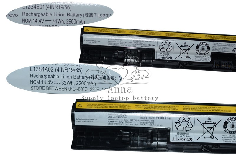 Image 5 - JIGU Original L12L4E01 Laptop Battery For LENOVO G400S G405S G410S G500S G505S G510S S410P S510P Z710 L12S4A02 L12M4E01 L12S4E01-in Laptop Batteries from Computer & Office