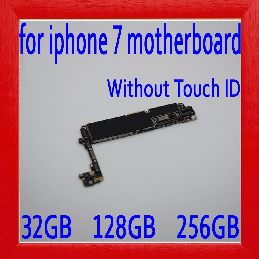 100% sbloccato Originale per iphone 7 4.7 pollici Scheda Madre senza Touch ID, per iphone 7 Mainboard con Chip, 32 gb/128 gb/256 gb100% sbloccato Originale per iphone 7 4.7 pollici Scheda Madre senza Touch ID, per iphone 7 Mainboard con Chip, 32 gb/128 gb/256 gb