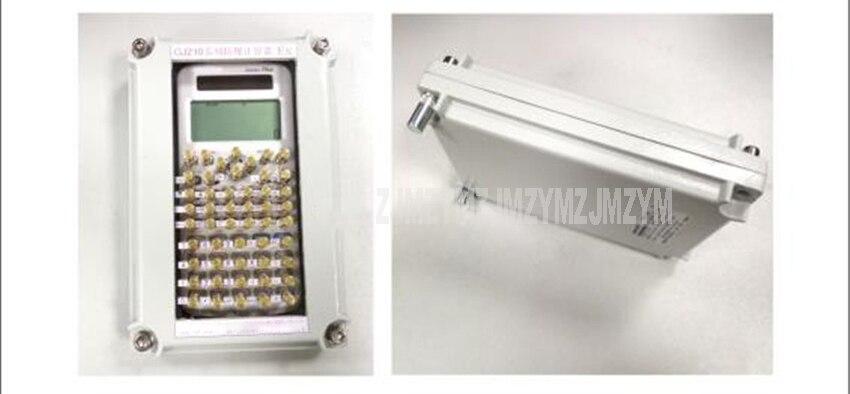 GJ210-H mini funções científicas calculadora contador à