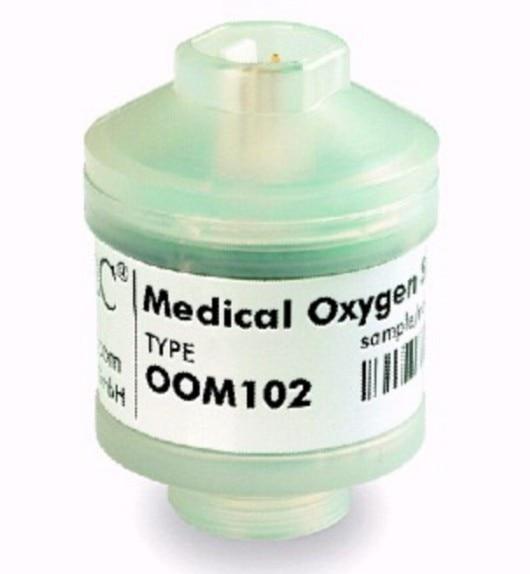 Oxygen sensor OOM102 for Ventilator O2 sensor O2 cell 00M102