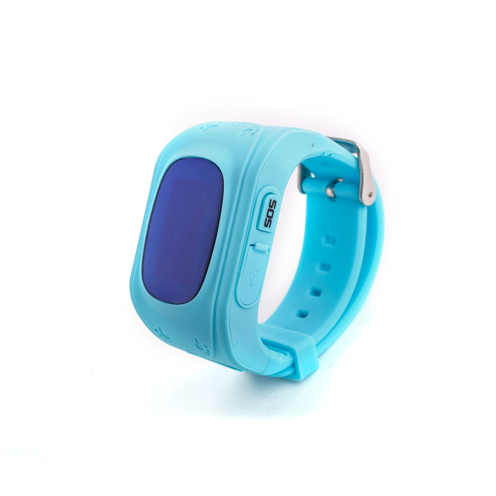 Q50 OLED Child GPS Tracker SOS Smart Monitoring Positioning Phone Kids GPS 0030