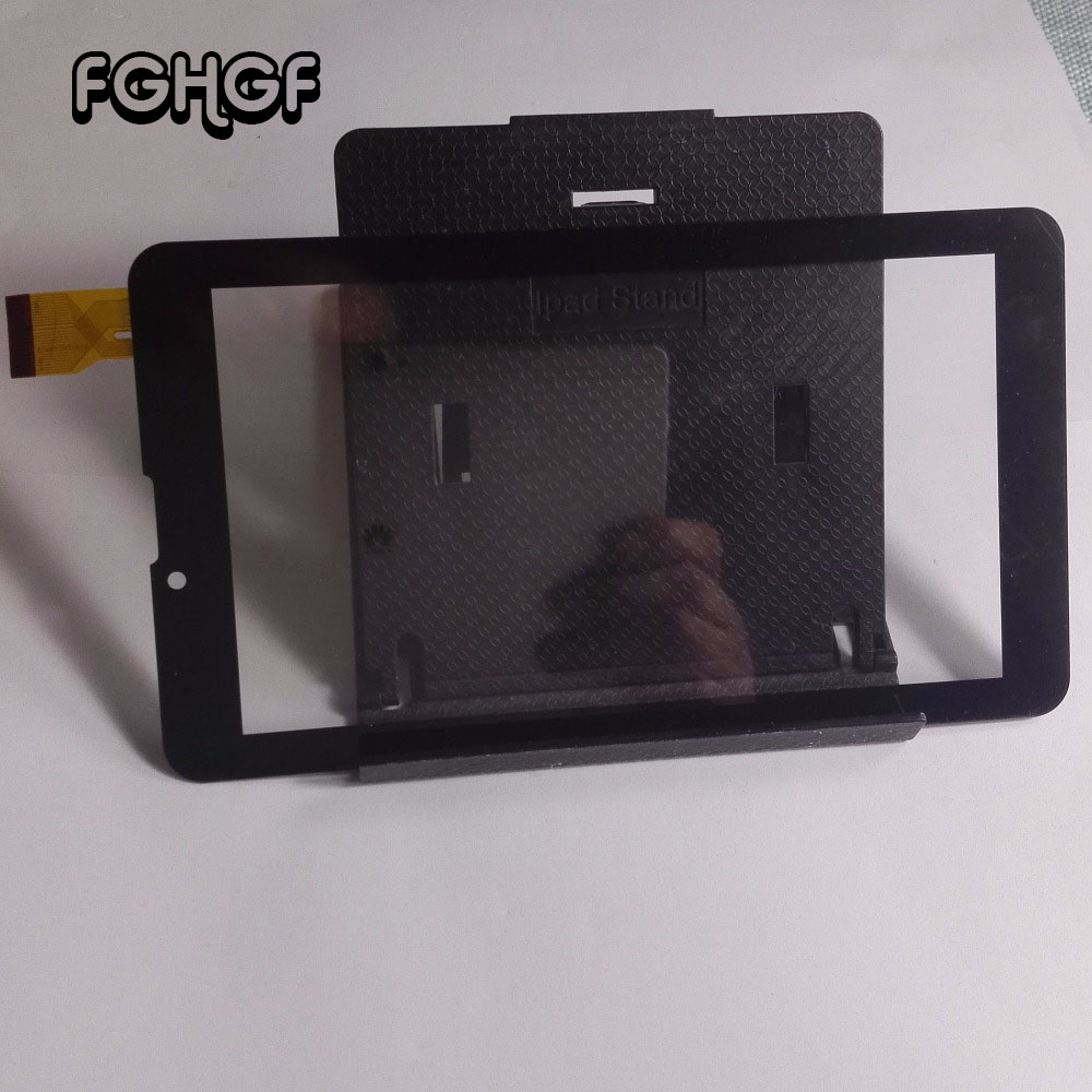 FGHGF Free Film + New touch screen 7 Prestigio MultiPad Wize 3038 3G Tablet Touch panel Digitizer Glass Sensor Free Shipping new for 7 inch prestigio multipad pmt3137 3g tablet digitizer touch screen panel glass sensor replacement free shipping