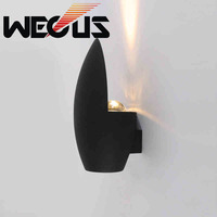 Creative personality LED wall lamp waterproof hallway garden outdoor lighting balcony buitenverlichting residential wall sconce