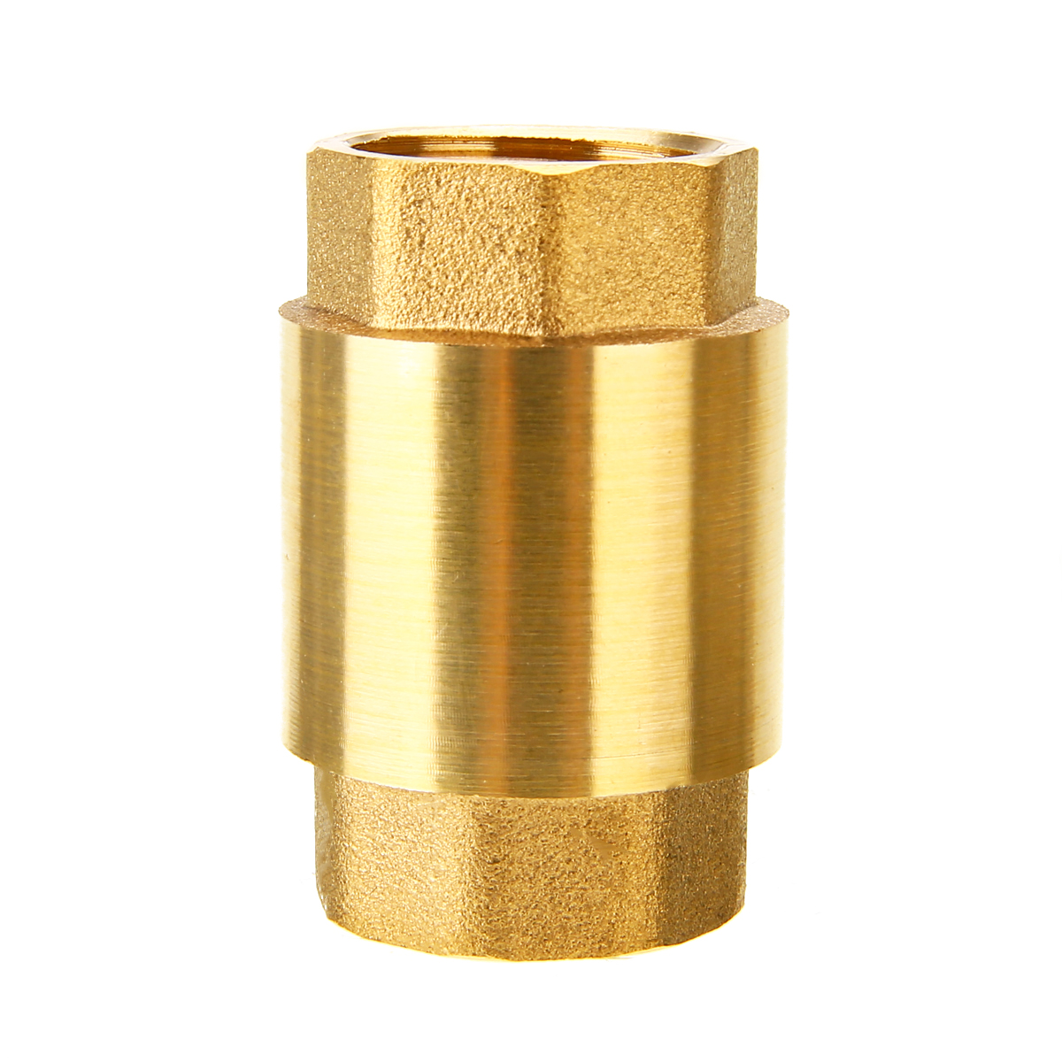medium resolution of 1pc 1 2 npt brass check valve high quality thread in line