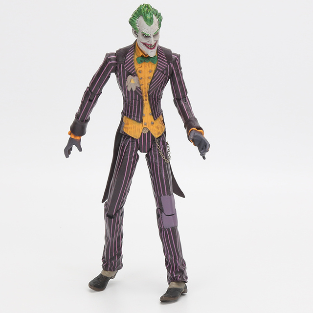 17 CM de Super-heróis vingadores The Joker PVC Action Figure Collectible Modelo Toy Brinquedo Clássico