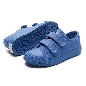 Image 2 - นักเรียนผ้าใบรองเท้าBreathableรองเท้าแฟชั่นรองเท้าผ้าใบลูกกวาดอนุบาลเด็กรองเท้าSapato Infantil