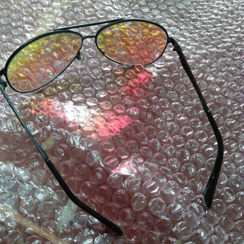 Red Green Color Blindness Glasses Men Working Corrective
