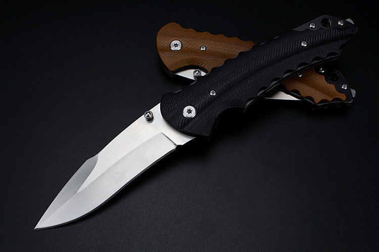 2018 New Free Shipping Fixed Tactical Combat Pocket Folding Knife Camping Self defense Survival Outdoor Hunting Knives EDC Tools in Knives from Tools