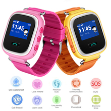2019 New Children's Smart Watch SOS Emergency Call GPS Security Location Tracker Voice Chat Support SIM Card For Android Phones цена и фото