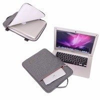 Nylon Laptop Sleeve Notebook Bag Pouch Case For Macbook Air 14 13 12 15 Pro 13