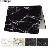 Matte Marble Pattern Laptop Case For Macbook Air 11 13 Cover Pro Retina 12 13 15