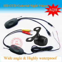 WIRELESS Car Rear View Reverse Camera Backup Parking Camera For Every Kinds Of Cars With USB