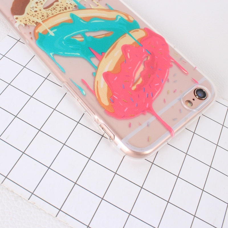 Fashion TPU Printing Pattern Phone Case For iPhone 5S 6S 7 6 6S 4S 4 5 5C (14)