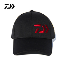 2019 DAIWA NEW cap summer hat sun DCN-9018C Sunscreen DAIWAS outdoors sports Leisure Breathable light Man DAWA Free shipping 2019 new daiwa summer hat sun sunscreen breathable anti mosquito daiwas anti uv mesh leisure cap dc 70009 dawa free shipping