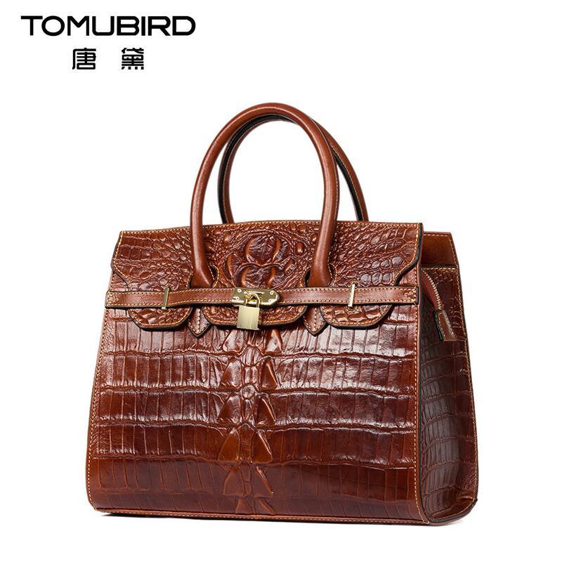 Новинка 2017 года женская кожаная сумка марки качества роскошные модные Аллигатор зерна кожа Платиновый сумка большая емкость женщин сумки м