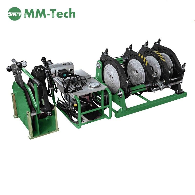 SWT B450/200 H Polipropilen boru popo füzyon kaynak ekipmanları|Uç Kaynakçıları|Aletler -