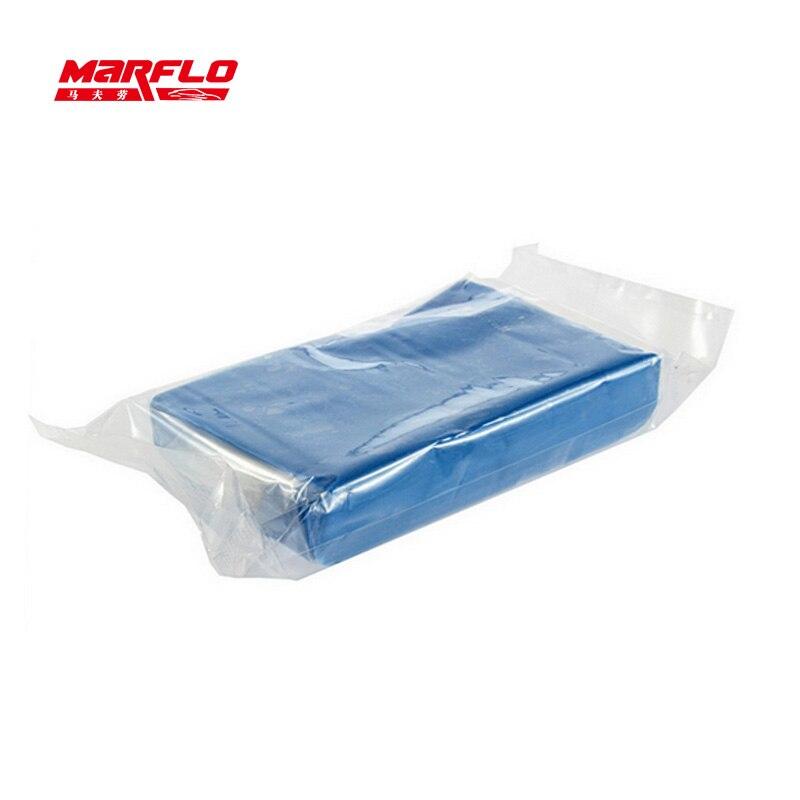 Marflo 5pcs Paint Cleaner Magic Clay Bar Car Auto Maintenance Care Car Wash Mud Detailing Clay Bar Brilliatech