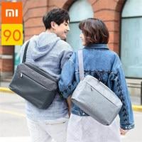 New Xiaomi 90 Simple City Messager Bag / Satchel Bag Large Capacity Casual Crossbody Waterproof Backpacks For Boy Girl Men Women