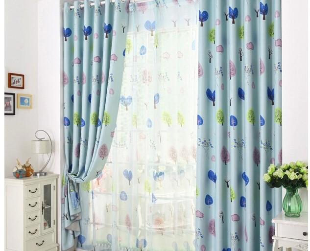 Gordijnen Slaapkamer Kind : Boom gordijnen woonkamer slaapkamer kinderen kids baby kamer gordijn