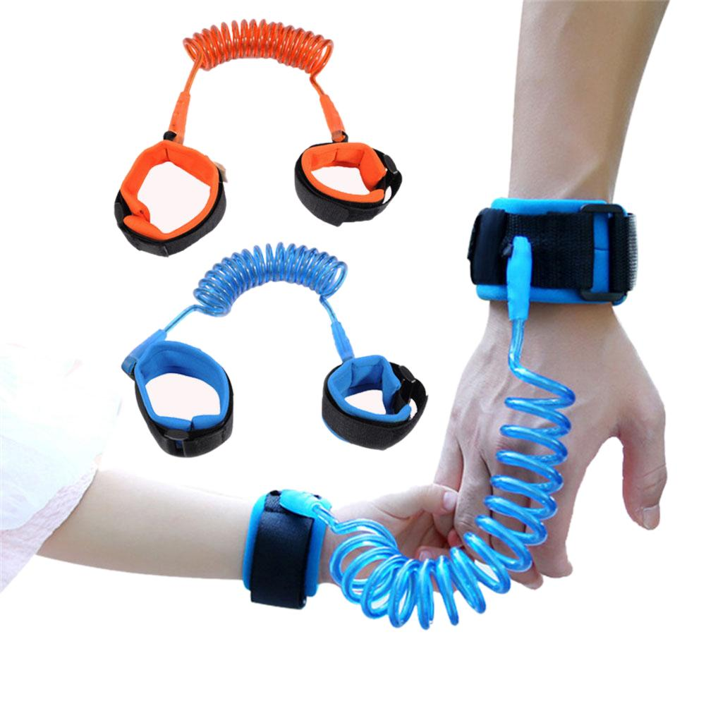 1.5/2/2.5 Meters Baby Safety Harness Leash Anti Lost Wrist Link Traction Rope Fixed Head Wristband Belt Baby Kids Toddler Belt1.5/2/2.5 Meters Baby Safety Harness Leash Anti Lost Wrist Link Traction Rope Fixed Head Wristband Belt Baby Kids Toddler Belt