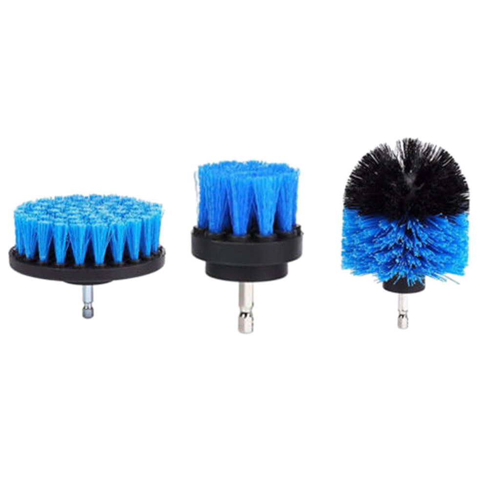 Household Cleaning Electric Drill Brush Head For Bathroom