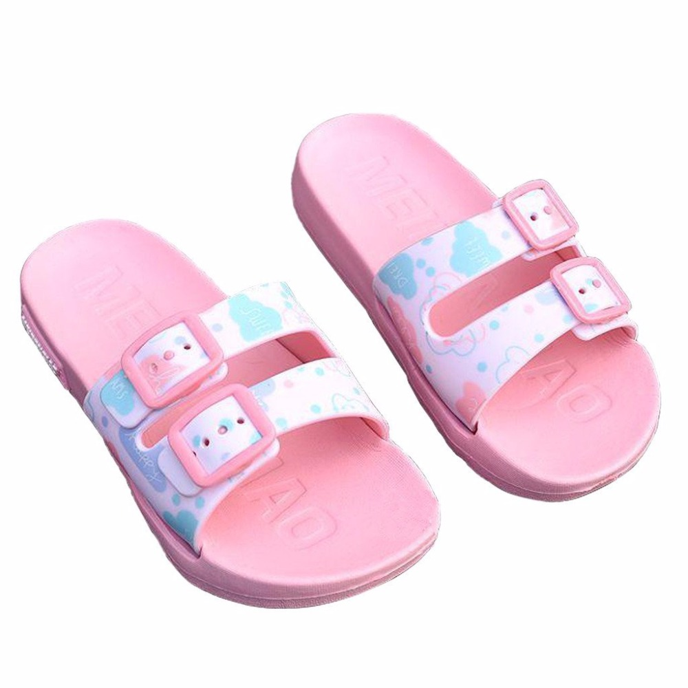 Cuby  2017 HOT SALE Bathroom slippers   non-slip thick bottom couple home indoor bath water soft bottom  sandals