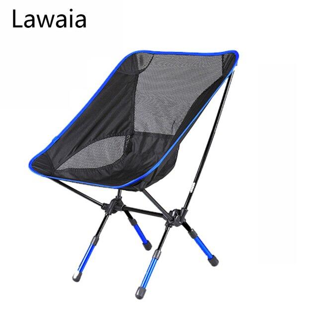 Lawaia Chaise Dextrieur Tlescopique Camping Tabouret 1 Pc En Plein Air Pliante De