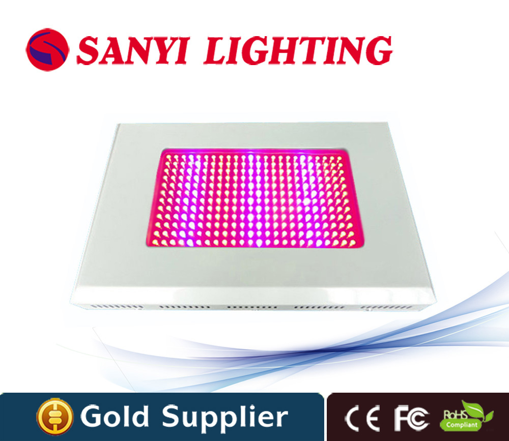 800W LED Grow Light Red Blue AC85~265V Led Plant Lamps Best For Growing And Flowering Free Shipping To Russia