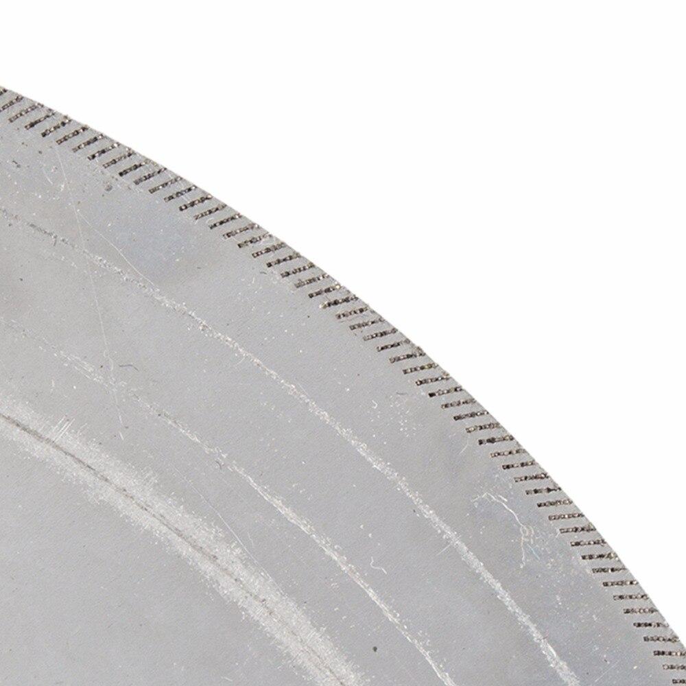 5 vnt 6 colių, ypač plonos pavėsinės skylės, 25 mm ratlankio, - Ašmenys pjūklams - Nuotrauka 6