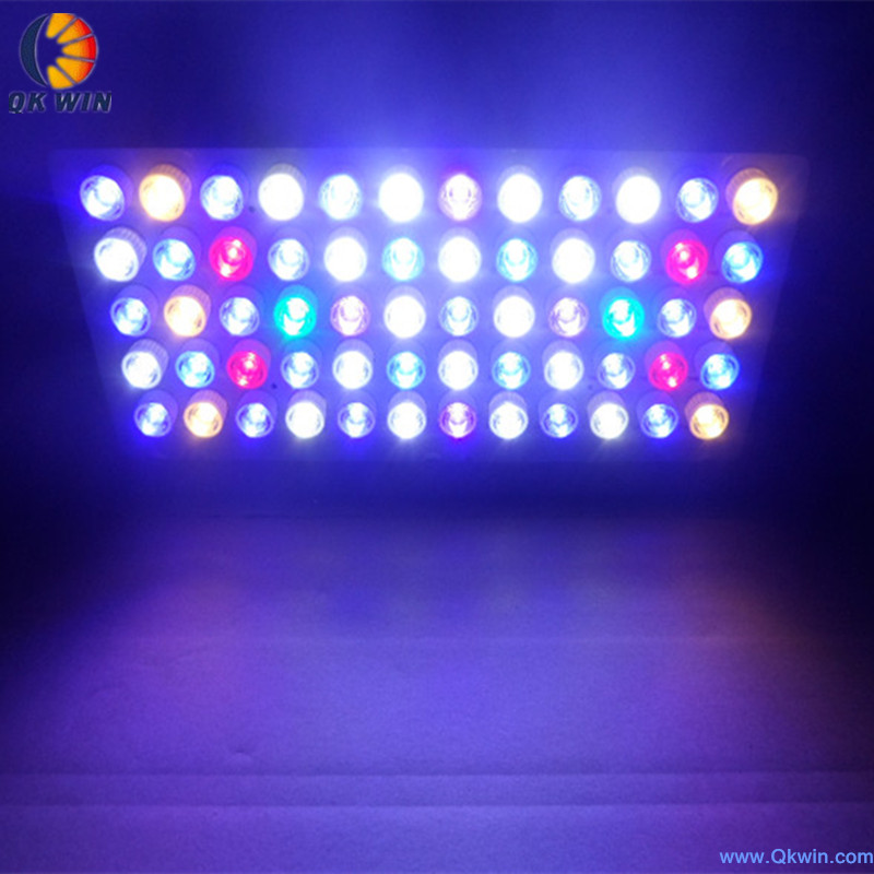 Dimmable 180W led aquarium grow light 60X3W Fish tank System for aquarim fish tank and coral reef tank dropshipping