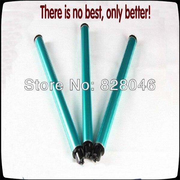 Color Toner Cartridge OPC Drum For HP CC530A CC531A CC532A CC533A Toner Compatible Drum For HP