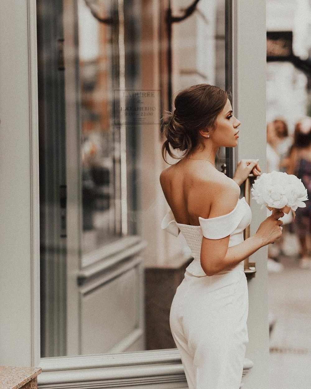 סרבלי חוף חתונת שמלות כבוי כתף המדינה בוהמי כלה שמלות 2019 תפור לפי מידה חתונה שמלה