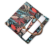 Painted Waterproof Laptop Bag 15.6 Portable Laptop Sleeve 13 Notebook Case Bag Cover for Macbook/HP/Lenovo/Asus 11/13/14/15/15.6 все цены
