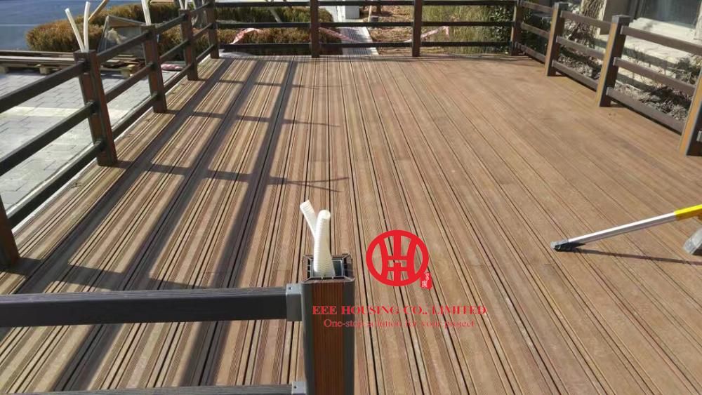 Bamboo Decking Prices / Non-slip Decking For Sale