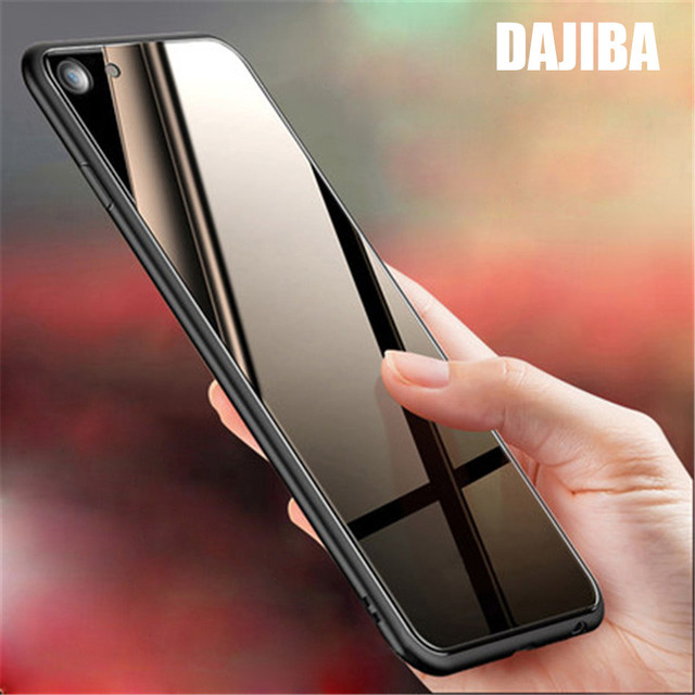 buy online 120b1 4765a US $4.99 |Tempered Glass Back Case for OPPO A57 A59 Case Funda Back cover  Soft TPU Edge Hard Glass Shell Case for OPPO A77 A79 A73 A83 A37-in Fitted  ...