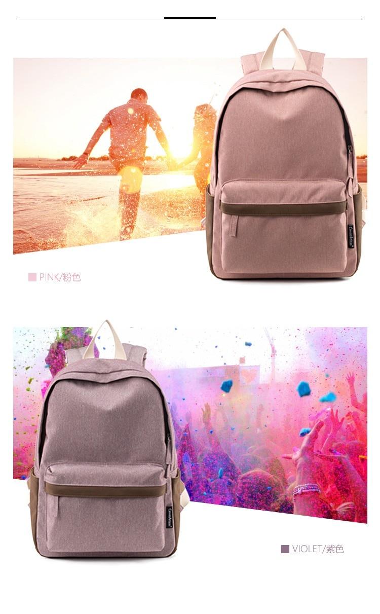 Bookbag Brand Tela Sconto 11