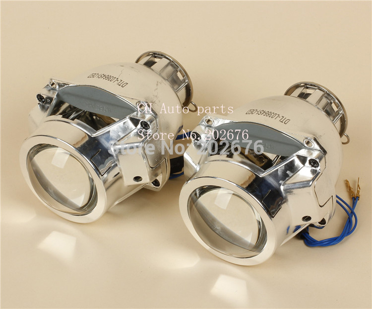 FREE SHIPPING, CHA 2.5 INCH G4 FXR HID PROJECTOR LENS BI-XENON, WITH EXCELLENT LOW BEAM AND HIGH BEAM