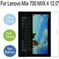 """Limpar Glossy/Matte/Nano anti-Explosão Protetor de Tela Para Lenovo Miix 700 Tablet MIIX 4 12 """"Não Película protetora de Vidro Temperado"""