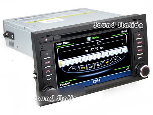 buy leon dvd gps radio for seat leon 2013. Black Bedroom Furniture Sets. Home Design Ideas
