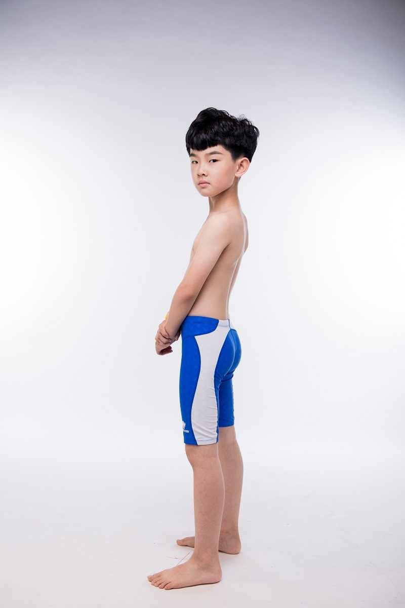 a797fb55e7 ... HXBY Professional Kids Swimwear Boys Swimsuit Mens Swim Trunk Boy  Swimming Trunks For Children Swimsuit Men ...