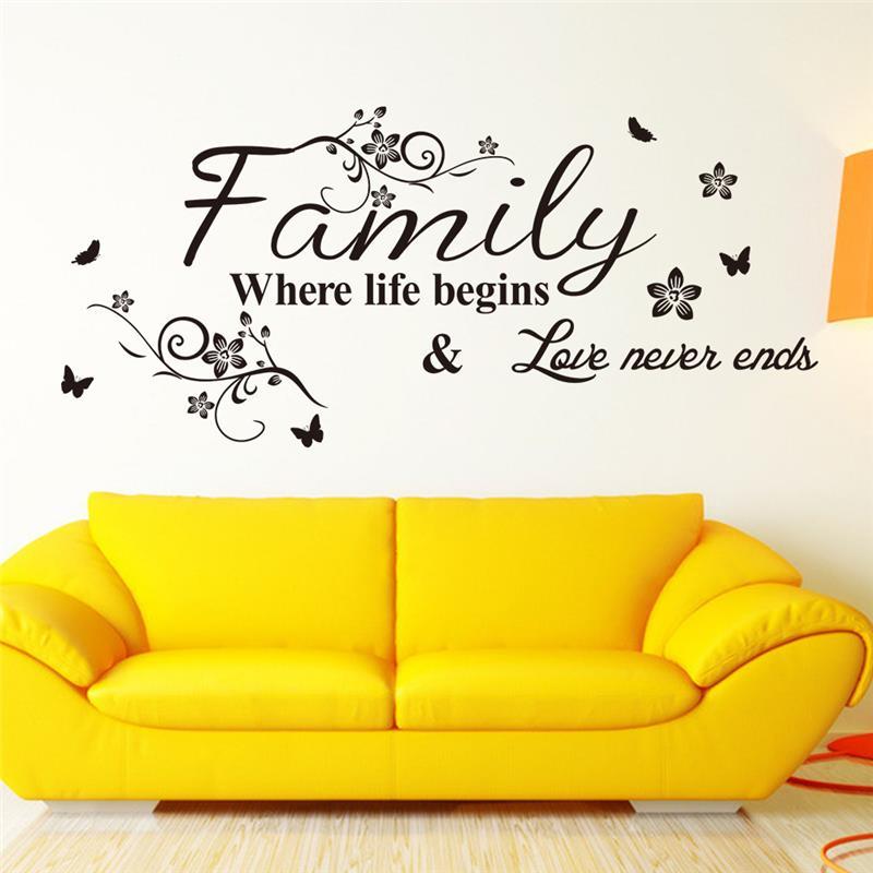 Οικογένεια όπου η ζωή ξεκινάει και η - Διακόσμηση σπιτιού - Φωτογραφία 3