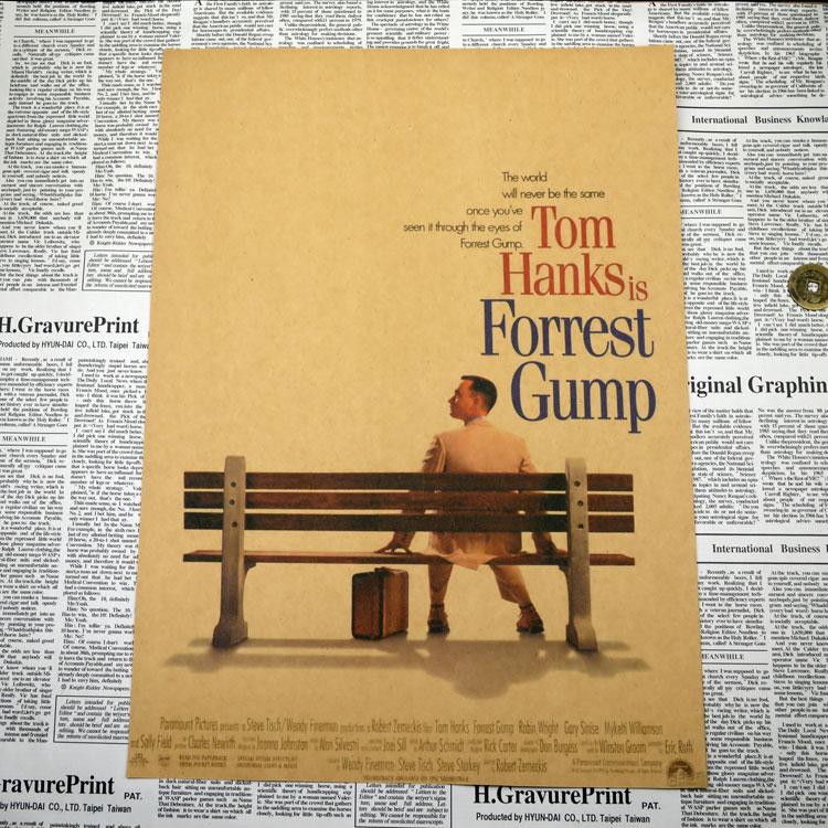 Forrest Gump Tom Hanks Poster