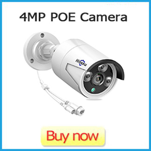 Hiseeu 4MP POE Camera