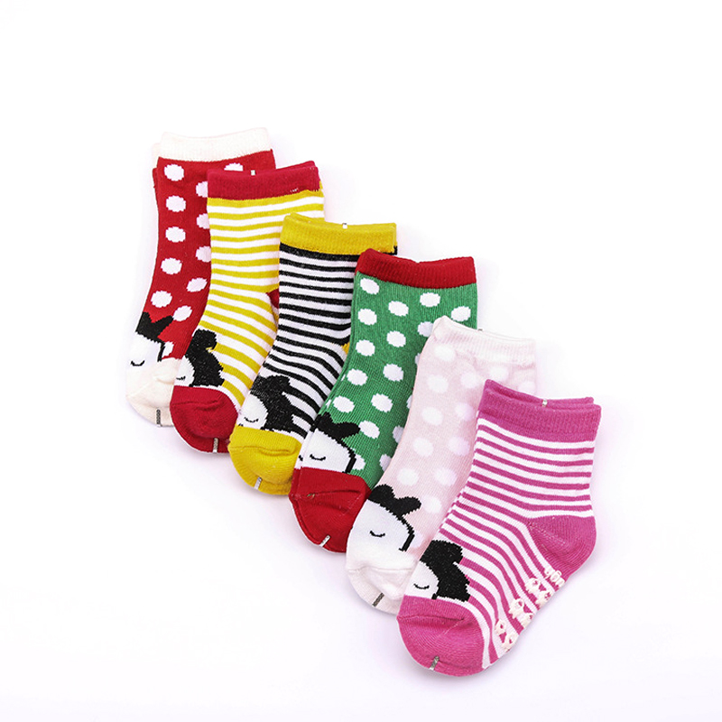 w059 Free shipping 1-3 years old baby socks Non-slip rubber point cartoon - Online Get Cheap Point 6 Socks -Aliexpress.com Alibaba Group